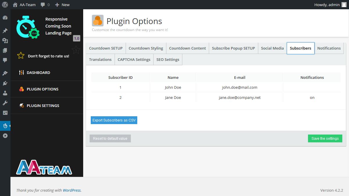 flat-countdown-plugin-options-subscribers