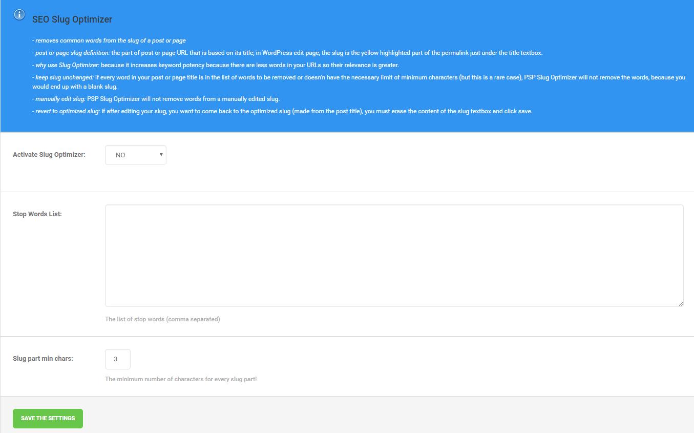 psp-settings-seo-slug-optimizer